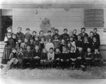 Students at Cahuenga Pass School