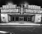 Entrance of Pomona's Fox Theater