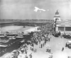 Dedication of L.A. Municipal Airport