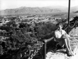 Palm Springs panorama, view 1