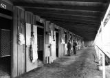 Stables at Santa Anita Racetrack, view 17