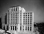 California State Building under construction