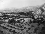Panoramic view of Piru