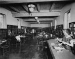 Teacher's Room, Los Angeles Public Library