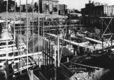 LAPL Central Library construction, view 28