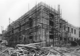 LAPL Central Library construction, view 46