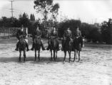 Horsemanship at Urban Military Academy