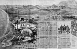 Map of Hollywood