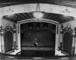 Peninsula Theatre, proscenium