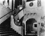 Staircase of the Peninsula Theatre