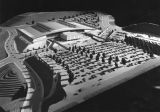 Architect's model, Elysian Park Convention Center