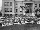 Hollywood High School 1922 graduating class