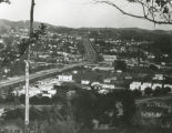 Panoramic view of Eagle Rock
