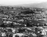Panoramic view of Eagle Rock Valley, looking northwest