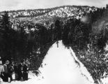 Winter sports carnival at Big Pines, view 19