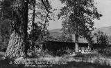 Dining Hall at Camp Radford
