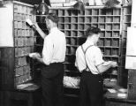 Mail sorters or processors, Post Office Terminal Annex