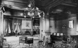 Hotel del Coronado drawing room/parlor