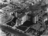 Hollywood Presbyterian Hospital aerial