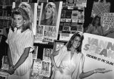 Vanna White at book signing
