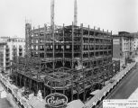 Southern California Edison Building, construction