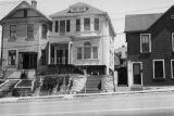 Homes on N. Hope Street, Bunker Hill