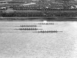 Rowing event, 1932 Olympics