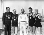 1932 Olympic swim team