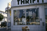 Thrift Store, Melrose Avenue