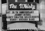 Marquee at The Whisky A-Go-Go