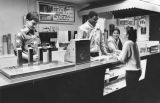 Refreshment stand, Circle Drive-In