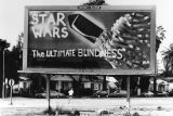 Star Wars billboard