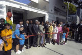 Opening, Little Tokyo Branch Library