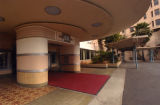 Ambassador Hotel, main entrance