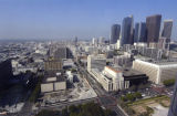 Downtown Los Angeles, panoramic view
