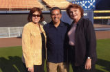 Miki & Willie Jordan and Antonio Villaraigosa