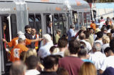 MTA Orange Line, opening day