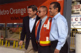MTA Orange Line, Yaroslavsky and Villaraigosa