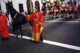 Hollywood Lunar New Year parade, horse riders