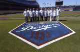 50th anniversary of the World Champion Dodgers