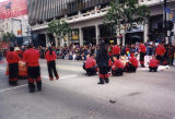 Hollywood Lunar New Year parade, Chinese Dragon team