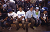 Villaraigosa and Weiss, Dodger Stadium