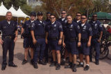 Bicycle patrol, Public Safety Appreciation barbecue