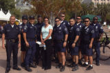 Carol Schatz, Public Safety Appreciation barbecue