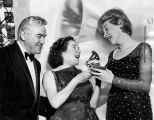 Charles Laughton's 'Grammy' trophy
