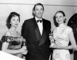 Golden Globe awards banquet, 1956