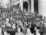Chinese Americans at City Hall