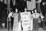 Chinese American veterans' welcome