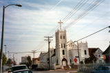 Los Angeles Samoan Community Christian Church UCC, exterior