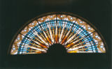 Korean Philadelphia Presbyterian Church, stained glass sunburst